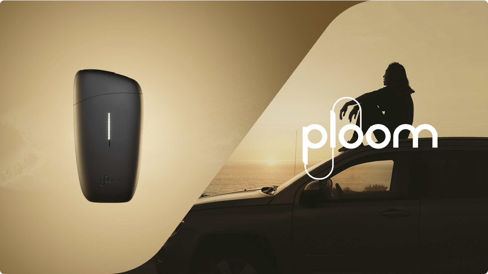 Ploom device designed for the modern lifestyle