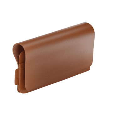 Ploom Leather Carry Case Camel