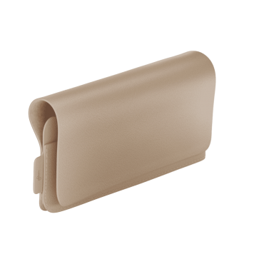 Ploom Leather Carry Case Nude