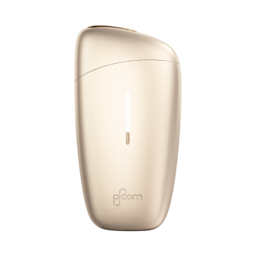 Ploom S Soft Champagne Device